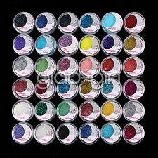 MAKEUP 36 COLOR GLITTER SHIMMER Powder Eyeshadow Eye Shadow Salon Artist Set#13