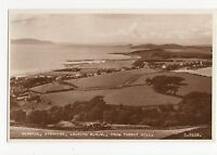 Scotland, Seamill, Ayrshire Looking W.N.W. RP Postcard, A379