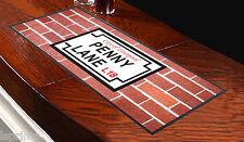 Penny Lane Liverpool L18 Street Sign Design Bar Runner Pub Club Party Shop Gift