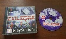 EVIL ZONE - PS1 PS2 PS3 PLAYSTATION 1 2 3 - VERS MULTI ITA - BUONO STATO