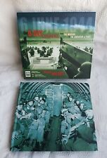 The D-Day Experience, Richard Holmes - hardcover, slipcase, maps, CD. VGC.