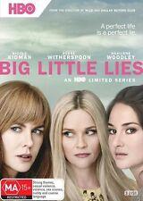 Big Little Lies : Season 1 : NEW DVD