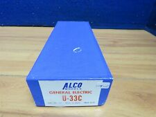 ALCO BRASS HO U-33C GENERAL ELECTRIC ENGINE BOX ONLY 589448