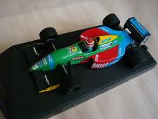ONYX F1 BENETTON B190 N. Piquet 1990 1/43 with Case