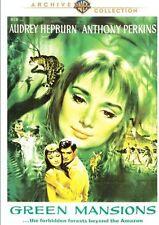GREEN MANSIONS (1956 Audrey Hepburn) Region Free DVD - Sealed