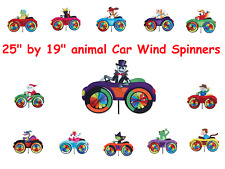 """Car 25"""" by 19""""  Wind Spinners by Premier Design"""