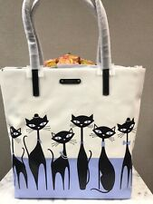 🌸 NWT Kate Spade Jazz Things Up Cat Bon Shopper