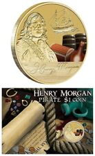 2011 • Pirates: Henry Morgan • Dollar Coin •  #2 in Series