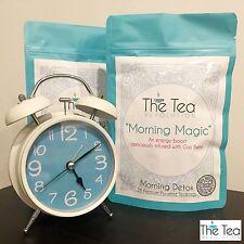 The Tea Revolution Morning Magic Energy Boost Delicious Goji Berry Organic Drink