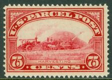 EDW1949SELL : USA 1913 Scott #Q11 MNH Very Fresh stamp PSAG Cert. Catalog $200.