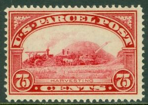 EDW1949SELL : USA 1913 Scott #Q11 MNH Very Fresh stamp PSAG Cert. Catalog