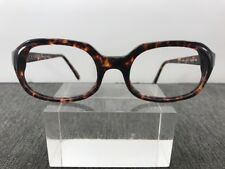 ef9cdb3c55e Guess Rene Eyeglasses 50-18-140 Marble Brown Plastic full Rim 9607