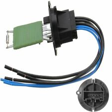 Heater Motor Resistor Connector & Wiring Harness For Peugeot 206 307 Citroen C3