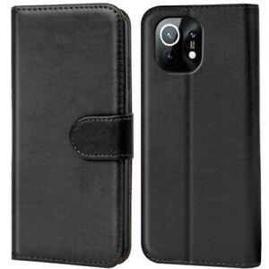 Book Case For Xiaomi Mi 11 Case 5G Flip Cover Phone Case Protector Cover Case