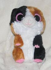 "Ty Beanie Boos Stuffed Plush Nibbles Guinea Pig 2011 6"" Used"