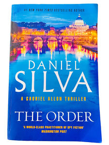 The Order by Daniel Silva Large Paperback 2020