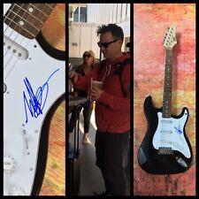 GFA Blink-182 Original * MARK HOPPUS * Signed Electric Guitar PROOF M2 COA