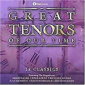Various Artists - Great Tenors of Our Time (2005)