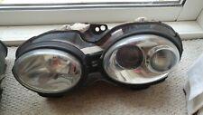 Refurbished left nearside passenger Jaguar X-Type halogen Headlight PA6 adjuster