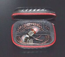 Earphone Hard Carrying Case Storage Bag Holder Pouch Jewellery SD Card Cuff link