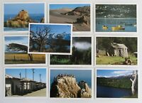 10 x CHILE Südamerika Lot Postkarten Postcards South America color Ansichtskarte