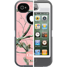 Otterbox 77-18634 Defender Series AP Pink Case for iPhone 4/4S,100% Authentic.