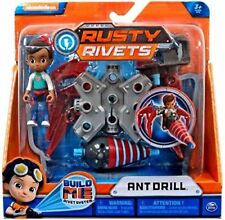 Rusty Rivets Ant Drill - Nickelodeon