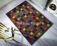 Tapis multicolore pour le bureau en 100% laine