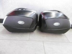 Givi Monokey Side, V35, Koffer, Koffersatz, Seitenkoffer, Kofferset