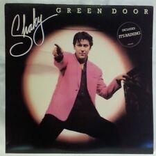 SHAKIN' STEVENS  - vintage vinyl LP - Green Door