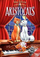 Aristocats (Walt Disney Meisterwerke) von Wolfgang Reithe...   DVD   Zustand gut