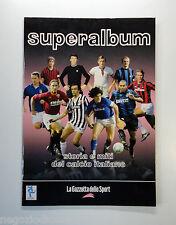 Album Figurine-Stickers - SUPERALBUM - GAZZETTA DELLO SPORT - vuoto OTTIMO