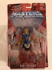 "MOTU 2002 ""Martial Arts He-Man"" Masters of the Universe He-Man"