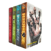 The Rot & Ruin Collection Jonathan Maberry 4 Books Box Set Pack Dust & Decay