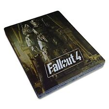 FALLOUT 4 STEELBOOK NEW GREAT DETAIL STEEL BOOK NEW