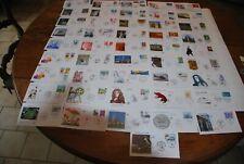 LOT 46  Enveloppes 1er Jour ANNEE  2007 EN TRES BON ETAT