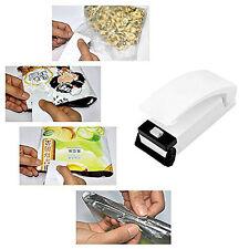 Mini Facile Sceller Sealer Sealing Portable Plastique Sac Paquet Aliment Storage