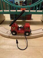 BRIO Fire Truck Rescue Ladder