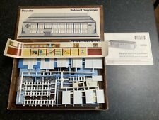 Marklin spur z scale/gauge. Vintage Goppingen Station Kit