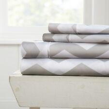 Home Collection Premium Suave juego de sábanas de 4 Piezas - 18 patrones de diseñador todas las estaciones