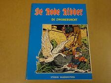 RECLAME UITGAVE HET NIEUWSBLAD / DE RODE RIDDER ONGEKLEURD - DE ZWANEBURCHT