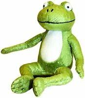 Room on the Broom Frog 7 inch Plush - Officially Licensed - Collectible Soft Toy