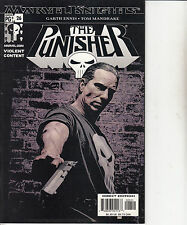 The Punisher-Vol 4 Issue 26-Marvel Comic