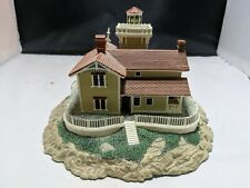 East Brother Light Station Richmond California, Presented By The Danbury Mint