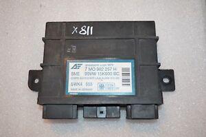 X-811VW COMFORT CONTROL MODULE 7M0962257H / 5WK4555