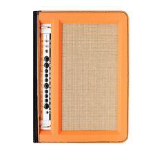"Music Amp #2 Speaker Amplifier Universal Tablet 9-10.1"" Leather Flip Case Cover"