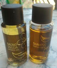 HOTEL 1 Shampoo + 1 Shower Gel COLLEZIONE ESCLUSIVA fieno e calendula bio