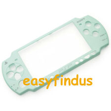 for SONY PSP Green FACEPLATE FRONT COVER SHIELD THEME FOR slim 2000 new