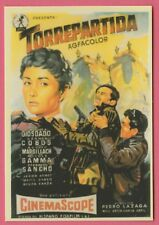 Spanish Pocket Calendar #227 Torrepartida War Movie Film Poster