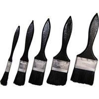 NEW 2 x Use & Throw Paintbrush Set UK SELLER, FREEPOST